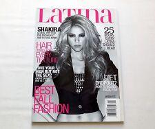 Shakira Latina Magazine Cover #2 of 3 September 2009 New