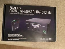 Line 6 Relay G75 Guitar Wireless System