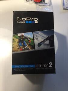 GoPro Hero2  HD ActionCam Stirnband, Box und Zubehör