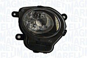 Halogen Daytime Running BLACK Light Right Fits ABARTH 500 500C Hatchback FIAT