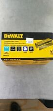 DeWalt Cordless Electric Stapler Staples Drs18100