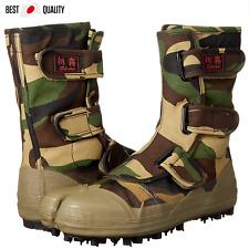 Sokaido Tabi Shoes Camo Military Pattern Japanese Split Toe Boots Asagiri I-88