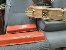 New ListingVintage Chevy Script Valve Covers Factory Take Off With Box!