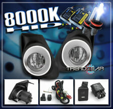2011 2012 2013 TOYOTA COROLLA BUMPER FOG LIGHT LAMP+8000K HID+SWITCH+HARNESS KIT