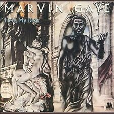 Here, My Dear [LP] by Marvin Gaye (Vinyl, May-2016, 2 Discs, Island (Label))