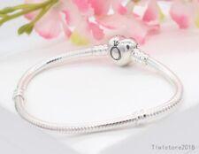 Pandora Heart Clasp Bracelet Sterling Silver #590719 21CM/8.3INCH