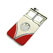 Genuine Volkswagen T1 Retro Rojo caravanas Apple iPhone 6/6S Case - 2K0051708