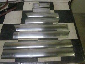 1953 53 Kaiser Stainless Steel Trim ~ 8 Piece Set