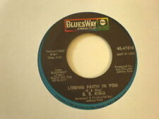 BB King Blues Way 61018 Losing Faith in You