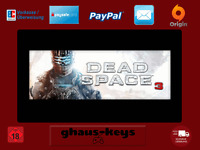 Dead Space 3 EA Origin Download Key Digital Code [DE] [EU] PC