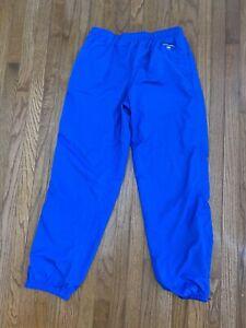 Vintage Ralph Lauren Polo Sport Lined Winbreaker Pants Size Large