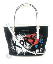 Michael Kors Graffiti XS Carryall Convertible Tote Handbag Purse