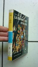 SIGNE DE PISTE / FONCINE / LA BANDE DES AYACKS  / CARTONNEE / 1968
