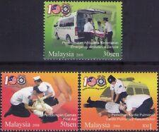 Malaysia 2008 100 Years of St. John Ambulance MNH