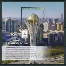 Tuvalu 2017 MNH Astana Kazakhstan Expo 2017 Future Energy 1v S/S Science Stamps