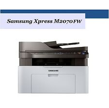 Samsung Xpress M2070FW Multifunktion-Laserdrucker Scanner Kopierer Fax WLAN NFCc