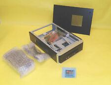 NEW Black Mini ITX Desktop PC Case, PSU, Fan,Memory Card Reader,Slim Optical Bay