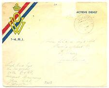 NED INDIE DUTCH INDIES 1947 =VELDPOST BANDOENG 1=  FRAAI