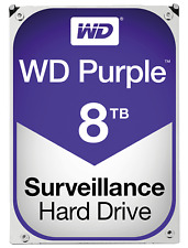 "WD Purple 8TB 3,5"" 5400 rpm sata-3 hdd new, 3 years warranty WD81PURZ"