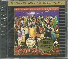 Zappa, Frank Mothers  We're Only In It For The Money MFSL GOLD CD NEU OVP Sealed