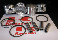 KAWASAKI KZ1000 Z1000 (1015cc) PISTON KITS (4) NEW +1.00mm KiR 1976-1981