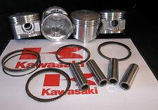 KAWASAKI KZ1000 Z1000 (1015cc) PISTON KITS (4) NEW +1.00mm KiR 1976-1981