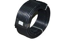 Tubo de polietileno negro para la instalacion de riego por goteo d. 16