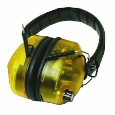 Silverline 659862 Ear Defenders Electronic SNR 30db Snr30db