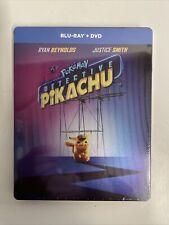Pokemon Detective Pikachu (Blu-ray, 2019)