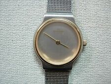 LADIES SKAGEN DENMARK ULTRA THIN STAINLESS STEEL WATER RESISTANT WATCH 32 SGSC