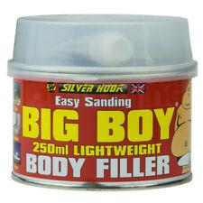 Big Boy Lightweight Easy Sanding Car Body Filler With Hardener & Applicator 250m