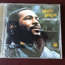 Marvin Gaye, What's Going On CD