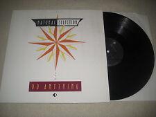 Natural Selection - Do anything   Vinyl 12'' Maxi