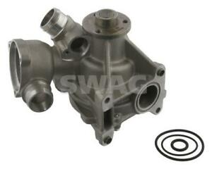 SWAG Water Pump 10 15 0005 fits Mercedes-Benz 190 190 2.3 E (W201), 190 E (W2...