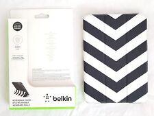 Belkin F7N307btC00 Funda Protectora para Apple Ipad Mini 1/2/3 Negro a Rayas