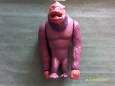 MPC MULTIPLE TOYMAKERS VINTAGE KING KONG  WITH ANIMALS LOT.