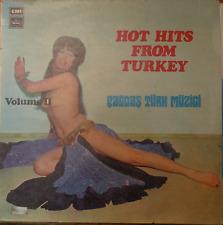 turkish LP-hot hits from turkey 2- ahmet ustun,fatma girik-made in greece sexy