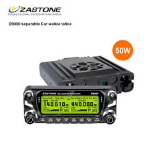 Zastone D9000 Mobile Radio 512-Channel 50W VHF/UHF Mobile Ham Radio