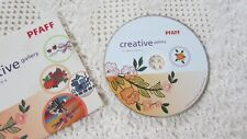 Pfaff Embroidery Machine Cd Creative Fantasy EXCELLENT Pre-Own Read Description