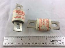 BU-KAB450 Bussman 450 Amp Fuse Lot of Two BUKAB450 SK-11162911J