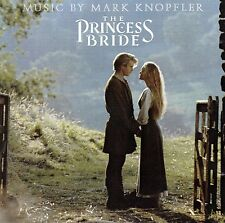 THE PRINCESS BRIDE - MUSIC BY MARK KNOPFLER / CD - TOP-ZUSTAND