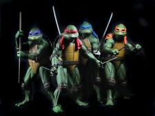 """Neca Teenage Mutant Ninja Turtles Tmnt 7"""" Action Figure 1990 Movie Collection Us"""