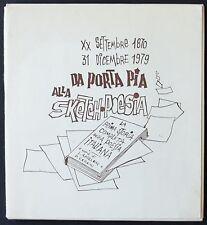 APOLLONI; CERAMI, Da Porta Pia alla sketch poesia. Padova, 1979