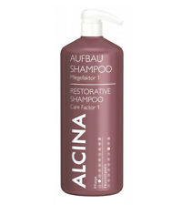 Alcina Aufbau Shampoo Pflegefaktor 1 1250ml
