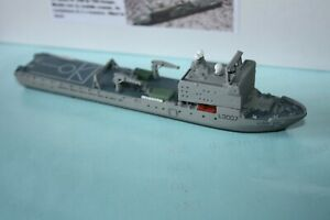 Bay Class Logistics ships 5 choices RFA Lyme Bay. Remodelled in metal. L3007