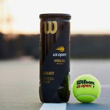Wilson Us Open Extra Duty Official Tennis Balls New Pack Lot 6 Cans 18 Balls
