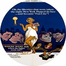 Where were you when the lights went out? DVD Doris Day Terry-Thomas Very Rare!