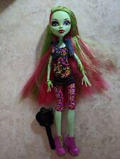 "Monster High 11"" Doll VENUS MCFLYTRAPP SIGNATURE 1st WAVE 1 Poison Ivy Brush Lot"