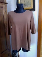 NEW NWT Transparente Plus Spring Lagenlook Tunic Blouse O/S fits 1X, 2X Germany