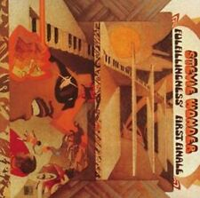 Stevie Wonder - Fulfillingness' First Fina (NEW CD)